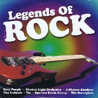 Cover  - Legends Of Rock [2005]